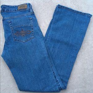 Levis Strauss SIGNATURE Womens jeans Sz 4M